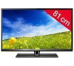 Der Fernseher B32FX122BK von Blaupunkt enthält einen HD-Tuner für Digital-TV und arbeitet mit LED-Hintergrundbeleuchtung für kontrastreiche High-Definition-Bilder. Dank der Full-HD-Auflösung mit 1080p sind sie zudem besonders präzis und detailiert.