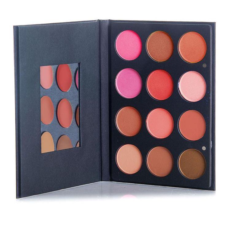 Amazing Blush Set! #leapingbunny OFRA Professional Makeup Palette - Blush $79.00 Dynamic Blush colors for all skin tones. Highly recommended to be used on top of Silk Peptide Foundation, Liquid Foundation or Wet & Dry Foundation.