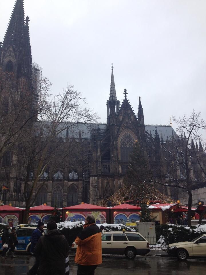 51) Cologne Cathedral