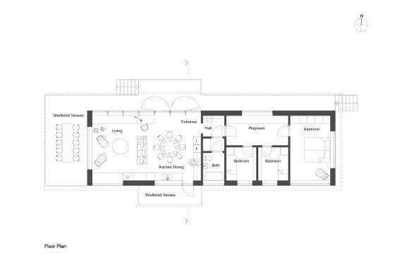 Planos de casa de madera