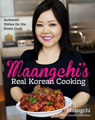 Maangchi's Real Korean Cooking!! Amazing yuuummm