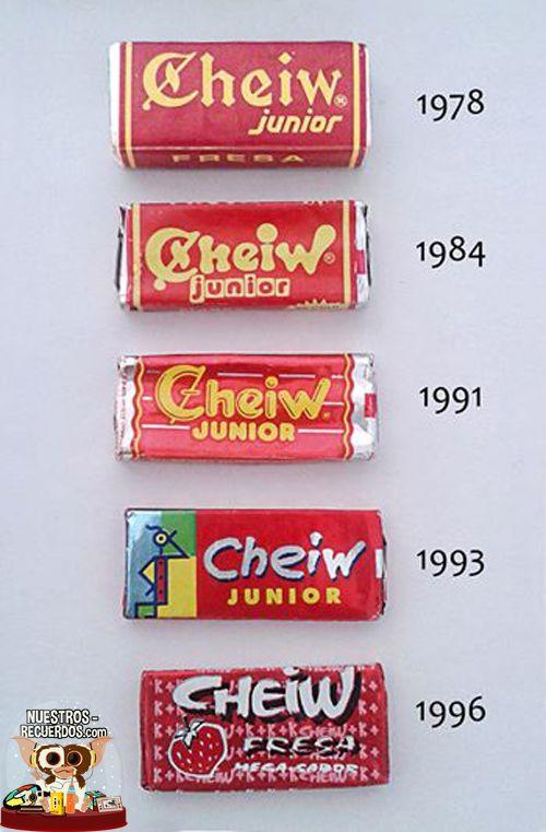 ¿Cuál era tu Cheiw?  #chiclescheiw #cheiw #chuches #chuchesegb #egb #los80 #los90 #los70 #anos80 #anos70 #anos90 #recuerdos