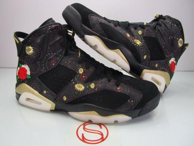 30299ecb915e Nike Air Jordan VI 6 Retro CNY CHINESE NEW YEAR 12  fashion  clothing  shoes   accessories  mensshoes  athleticshoes (ebay link)
