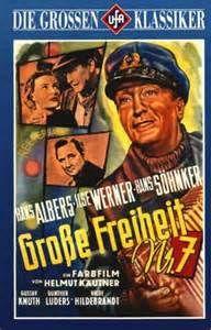 """""""Große Freiheit Nr. 7"""", ein UFA-Film mit Hans Albers"""