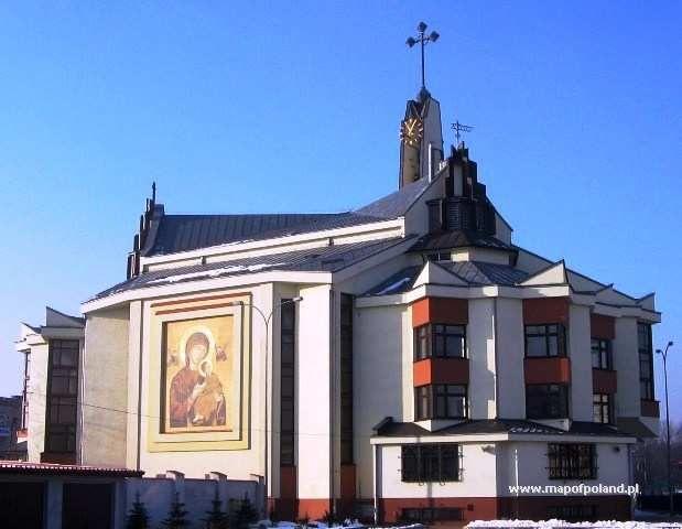 Kościół Ducha Świętego - Siedlce