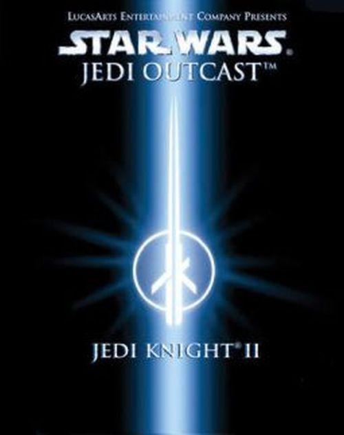Lucas Arts Games Star Wars Jedi Knight II -- Jedi Outcast for PC 2002