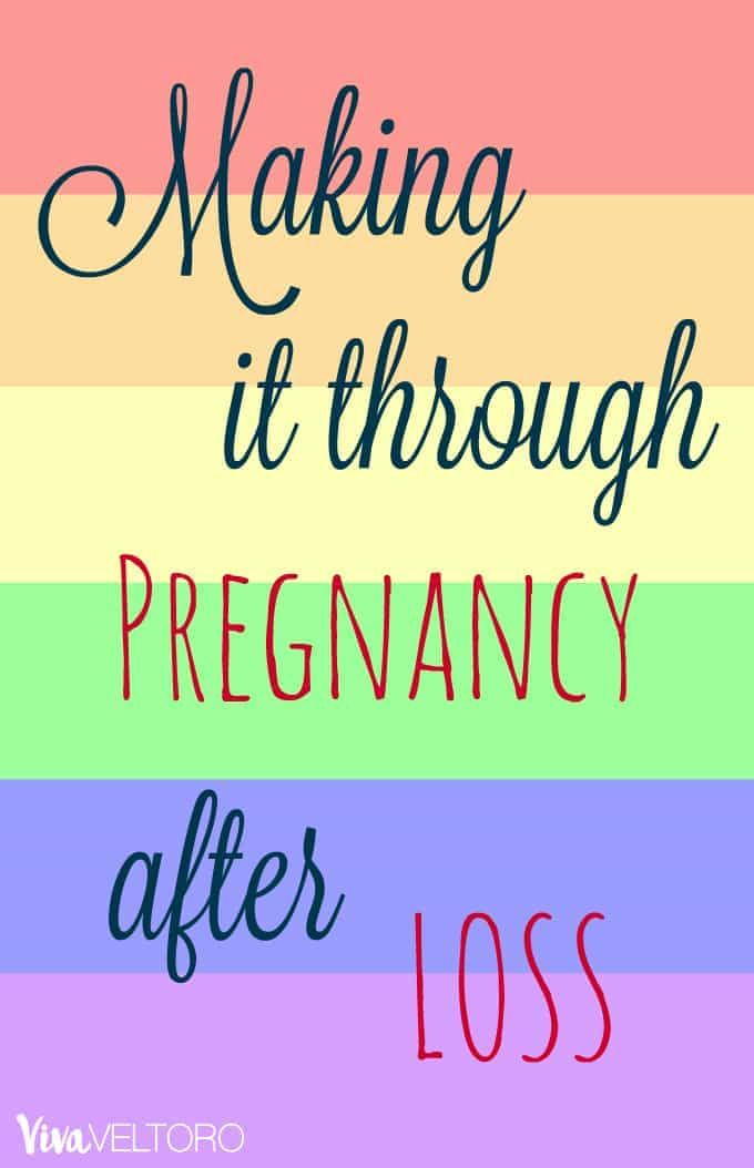 Coping With Pregnancy After A Miscarriage
