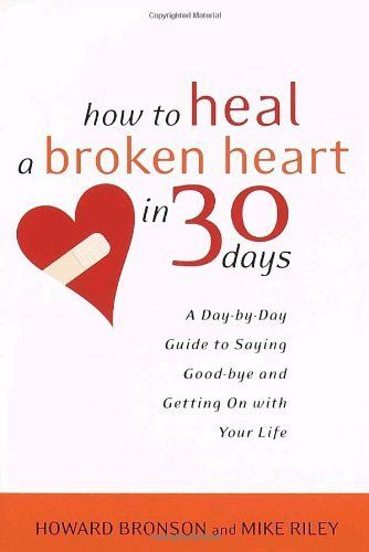 Love The Stacks - How to Heal a Broken Heart in 30 Days by Howard Bronson, Mike Riley, $3.00 (http://www.lovethestacks.com/how-to-heal-a-broken-heart-in-30-days-by-howard-bronson-mike-riley/)