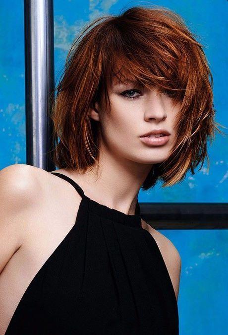 Taglio capelli donna autunno