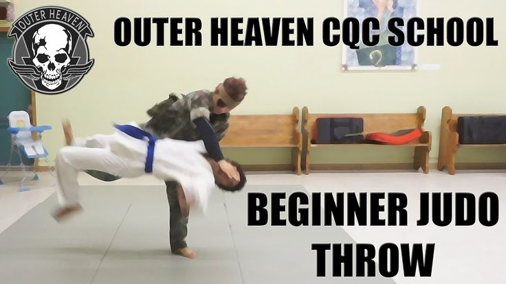 Outer Heaven CQC School / Beginner Judo Throw #MetalGearSolid #mgs #MGSV #MetalGear #Konami #cosplay #PS4 #game #MGSVTPP
