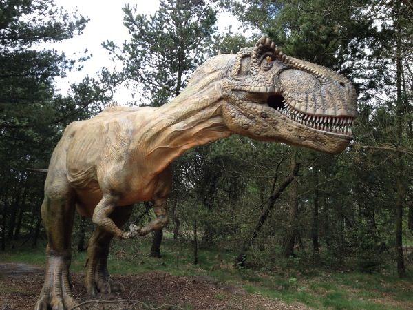 Dinosaur i Givskud ZOO – Familietur