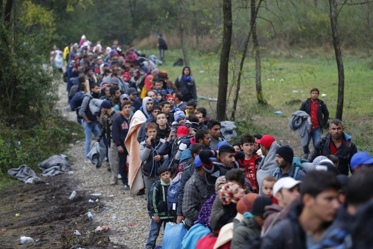Migrant crisis: Domino effect concerns as Hungary shuts Croatian border EU migrant crisis Hungary Croatia