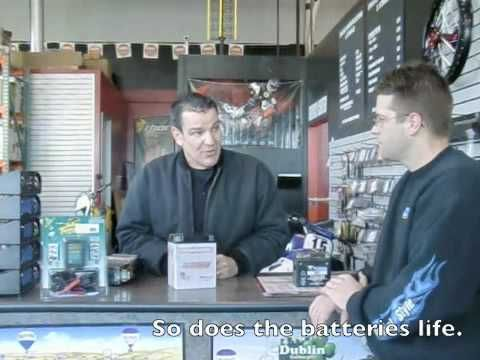 A new blog post about Batteries has been added at http://motorcycles.classiccruiser.com/batteries/motorcycle-batteries-do-it-yourself-maintenance-video-guide-tip-of-the-week/