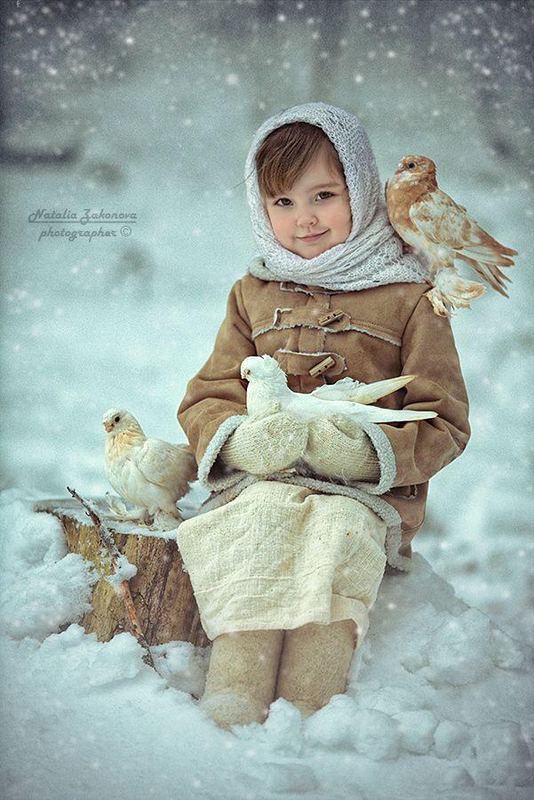 35PHOTO - Наталья Законова - Голубиная нежность 2