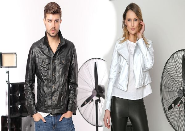Pick the new leather jacket from the new L.Y.N.N by Carla Ferreri Spring/Summer 2017 jackets collection: https://storebrandsvip.com/b2b/products/?brand=7&category=1&season=14