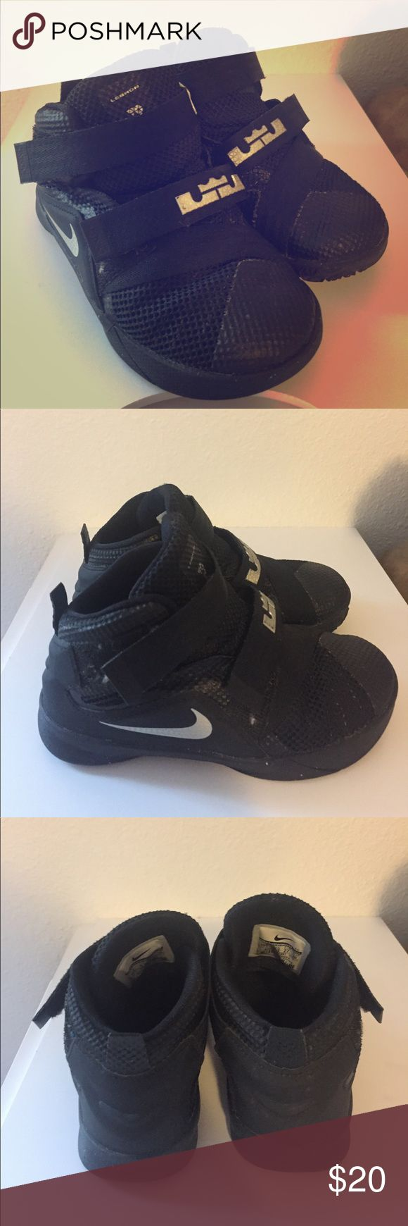 Boys Nike shoes size 10 Boys size 10 Nikes shoes used a few times Nike Shoes Sneakers