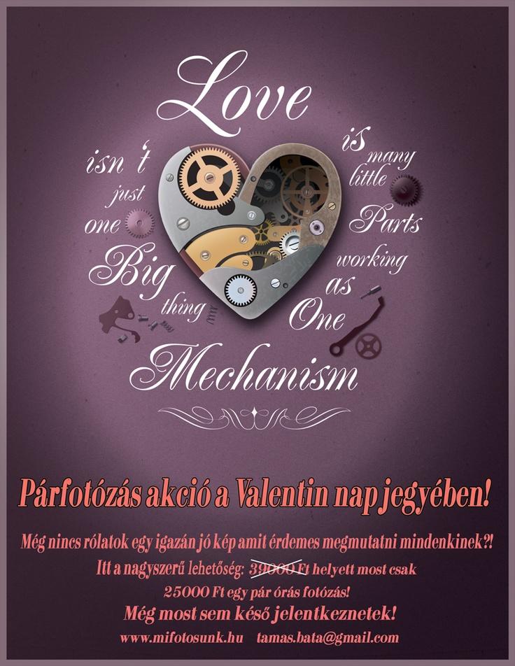 Valentin napi párfotózás akció!