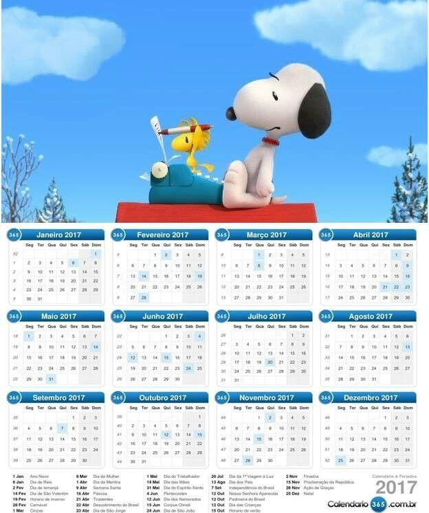 Calendario  2017.                                                       …