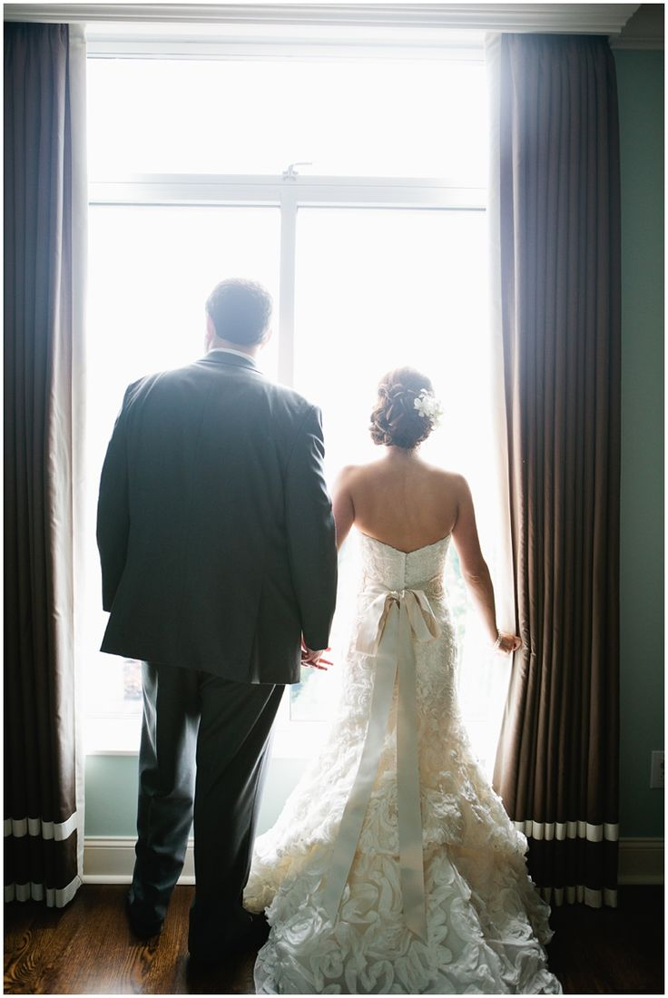 Sarah + Duncan – Married  – Mint Museum Uptown