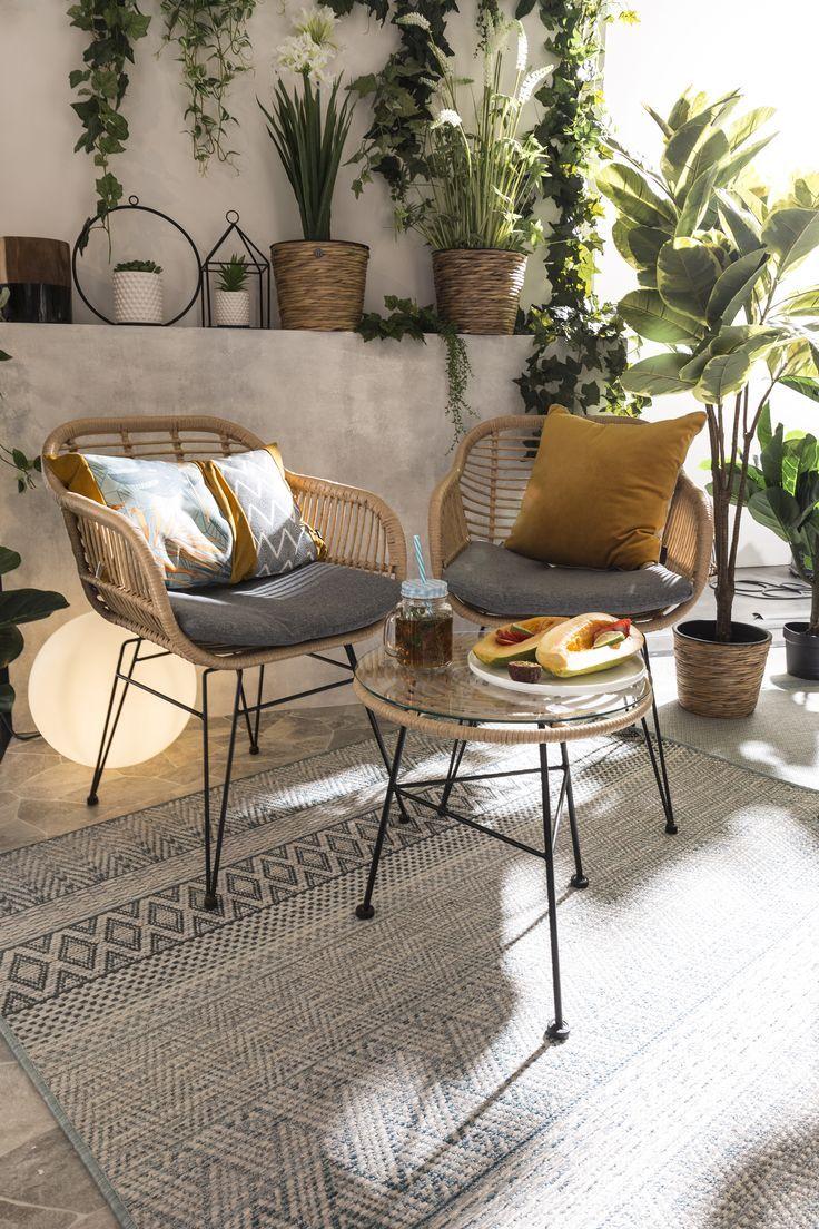 Zeit Zum Durchatmen Gartensessel Tonga Gartensessel Kleines Balkon Dekor Wohnung Einrichten Ideen