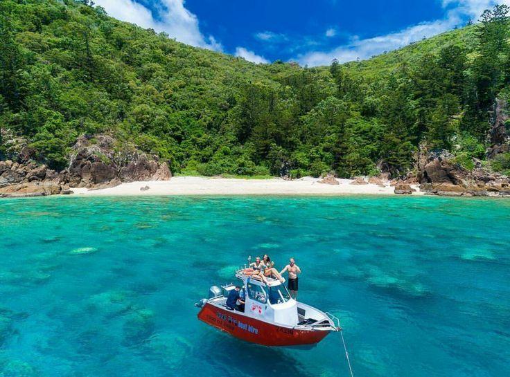Manta Ray Bay, Hook Island QLD, Australia