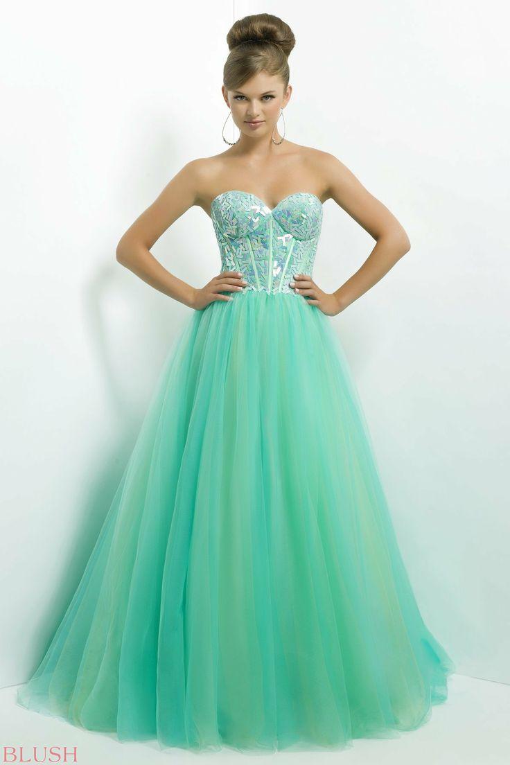 49 best Grad dresses images on Pinterest | Formal prom dresses, Cute ...
