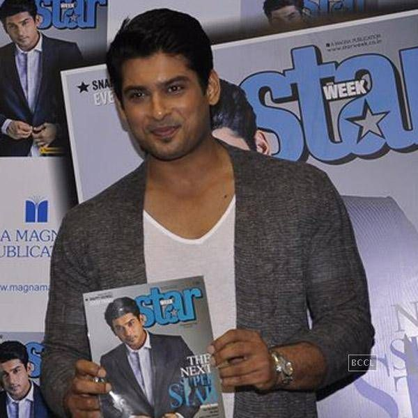 Siddharth Shukla Photogallery - Times of India