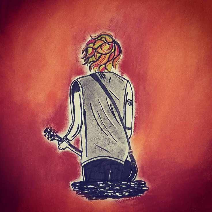 """I can't change the world, but maybe I change your mind ❤#myfavouritesong #5sosfam #5sos #artist #soundsgoodfeelsgood #song #fanart #myart #drawing #sketch…"""
