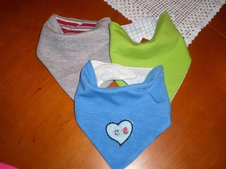 VARRÁzSdoboz: Nyálkendő babáknak