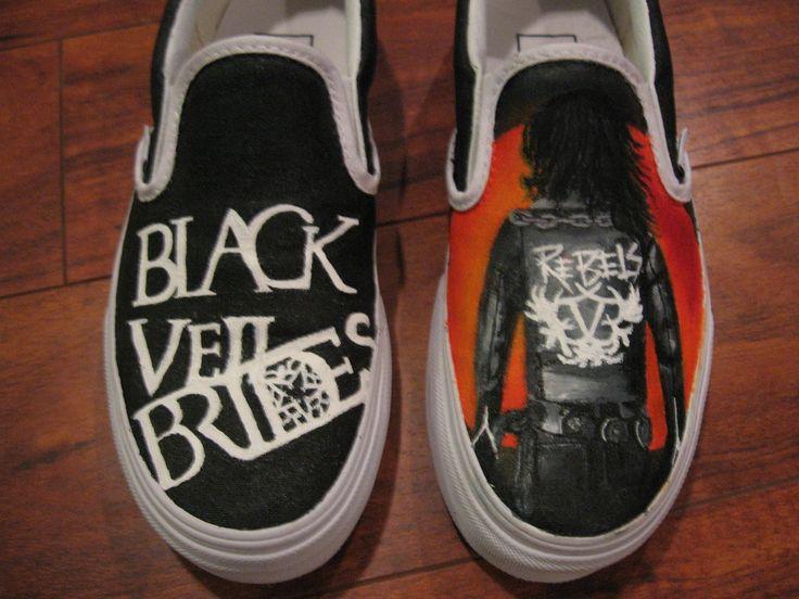 Black Veil Brides Shoes