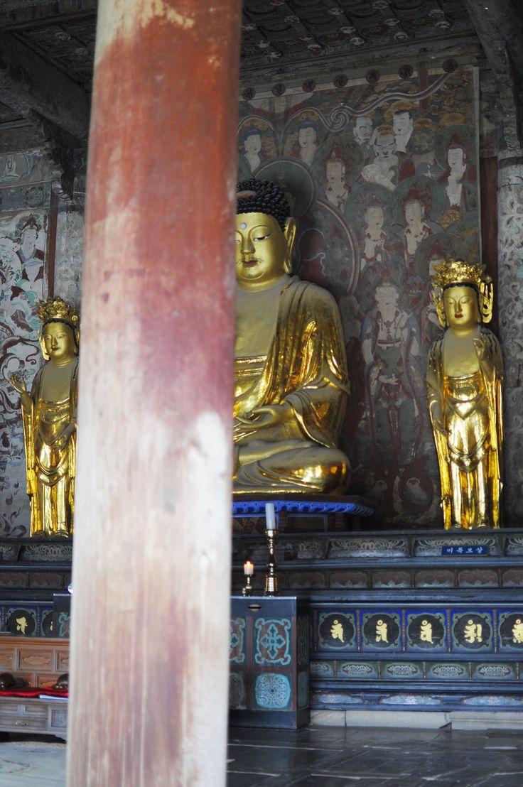 Voyage en Corée du Sud, direction Bulguksa Temple. Un moment de quiétude, de paix et de sérénité.