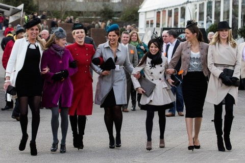 61 Best Cheltenham Festival Fashion Images On Pinterest