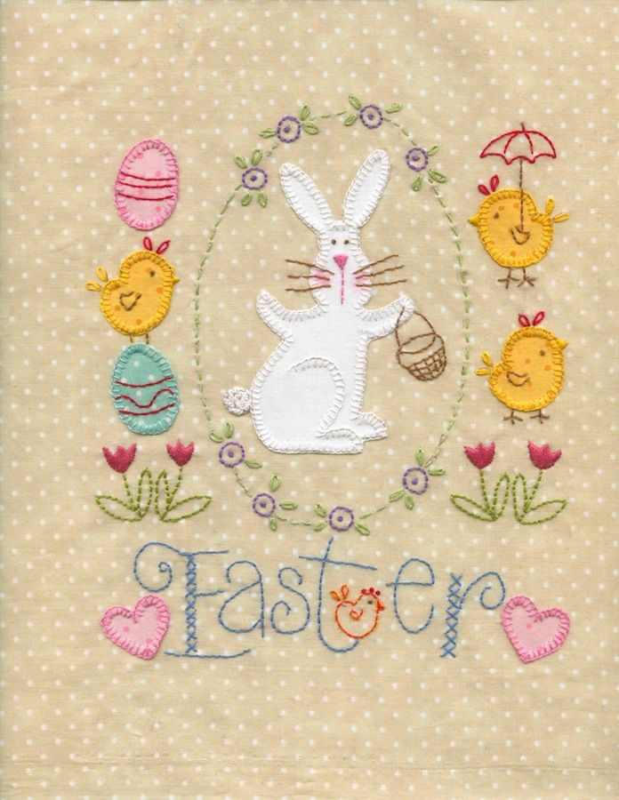 Easter Easter Sampler- Graphic
