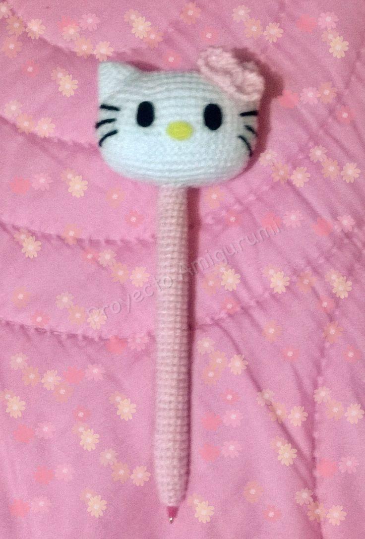 Lapicera Hello Kitty