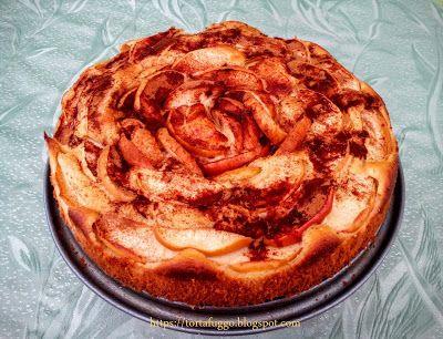 Tortafüggő Marisz: Villámgyors kevert almás pitetorta diabetikusan