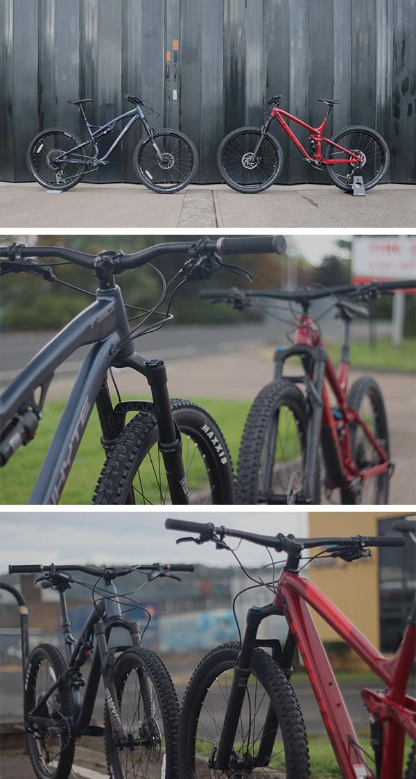 Probably The Two Best Trail Bikes Currently On The Market These