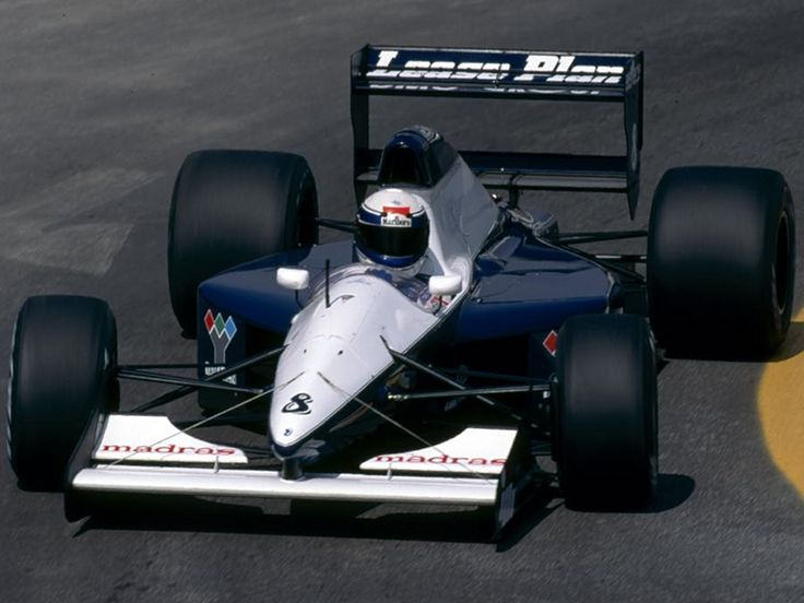 Kyalami '92 Giovanna Amati