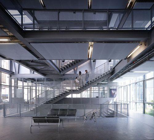 École Nationale Supérieure d'Architecture de Strasbourg - Marc Mimram