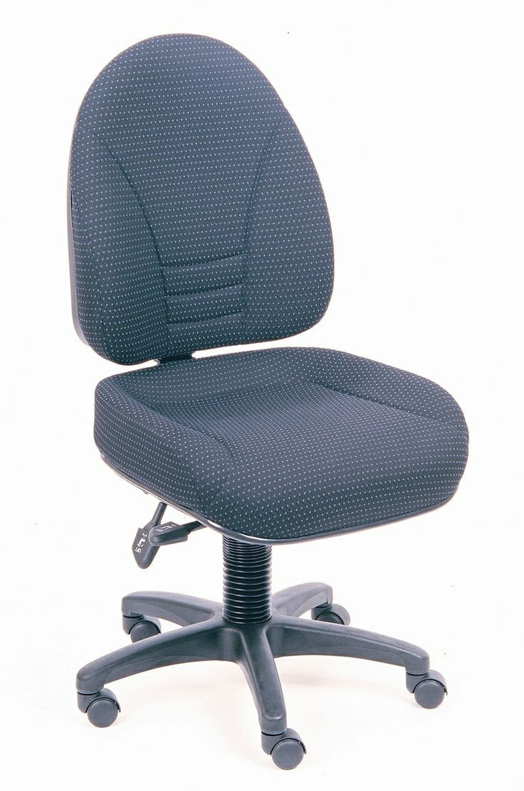 Galaxy on Office Chair