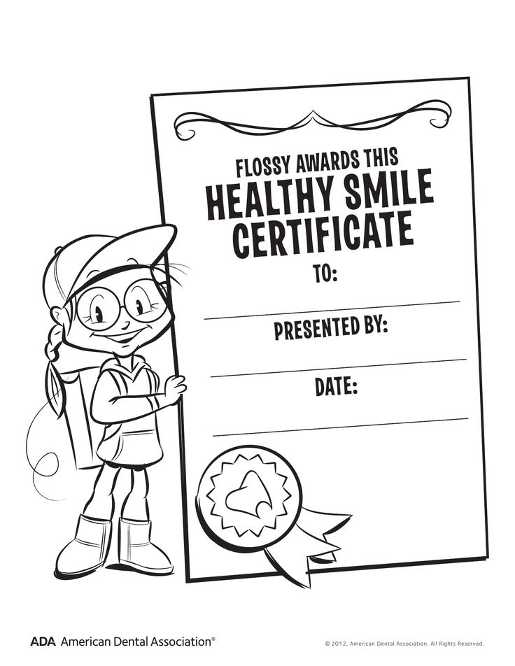 Dudley visits the dentist coloring book coloring page for Dental health month coloring pages
