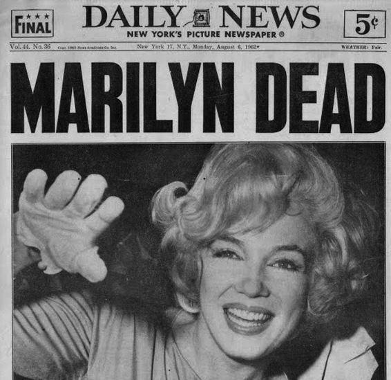 Marilyn monroe bedroom where she died