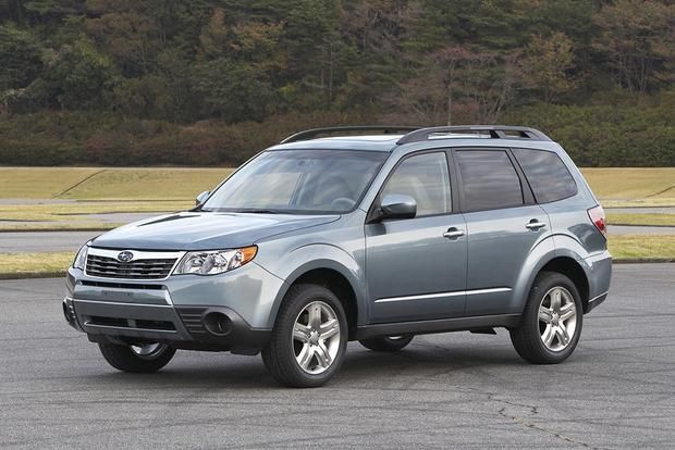 2010 Subaru Forester: Used Car Review featured image large thumb0