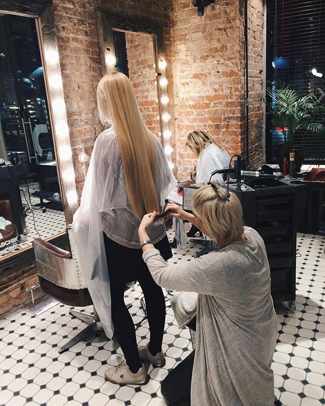 красивые парикмахерские фото для инстаграма делать