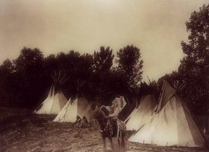 Indian-Camp-Tepees