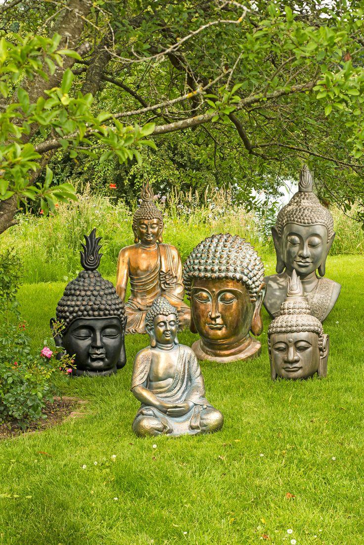 Best 25 statue de bouddha ideas on pinterest bouddha du for Decoration jardin bouddha