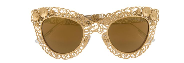 Dolce & Gabbana #sunglasses from Sunglass Time - if you need something flowery