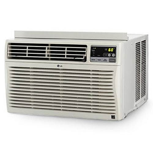 LG 8,000 BTU Energy Star Window Air Conditioner with Remote