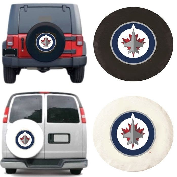 Use the code PINFIVE to receive an additional 5% discount off the price of the Winnipeg Jets NHL Exact Fit Tire Cover