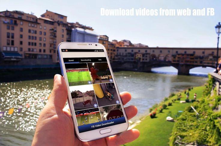 Télécharger FB Video Downloader pour Android (gratuit)