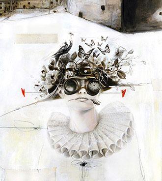 Intervista di Annalisa Grassano a Sonia Maria Luce Possentini. Il suo tratto è fine e sfuggevole, spontaneo, come poesie diventate immagini le sue figure danzano sui fogli bianchi regalando atmosfere inebrianti e gentili.